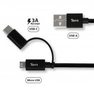 KeVable 2 in 1 Cable