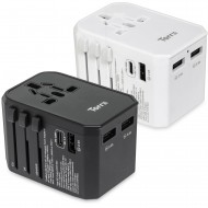 TorriiBolt USB-PD & QC 3.0 Universal Travel Adapter II