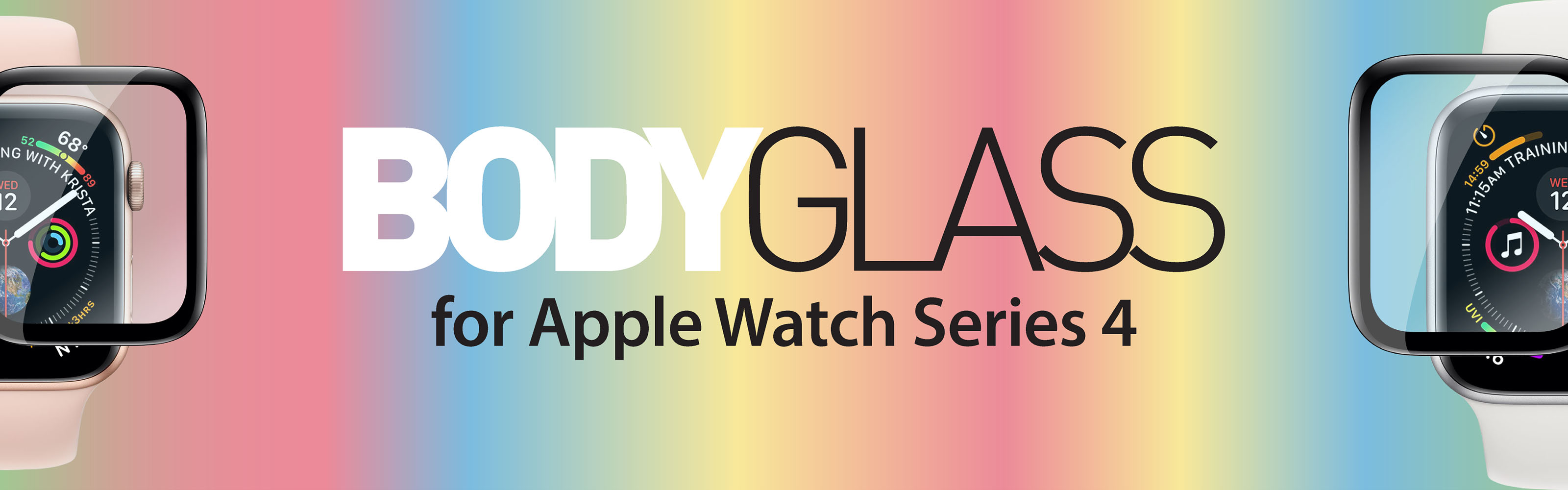 Torrii introduces BODYGLASS for Apple Watch Series 4