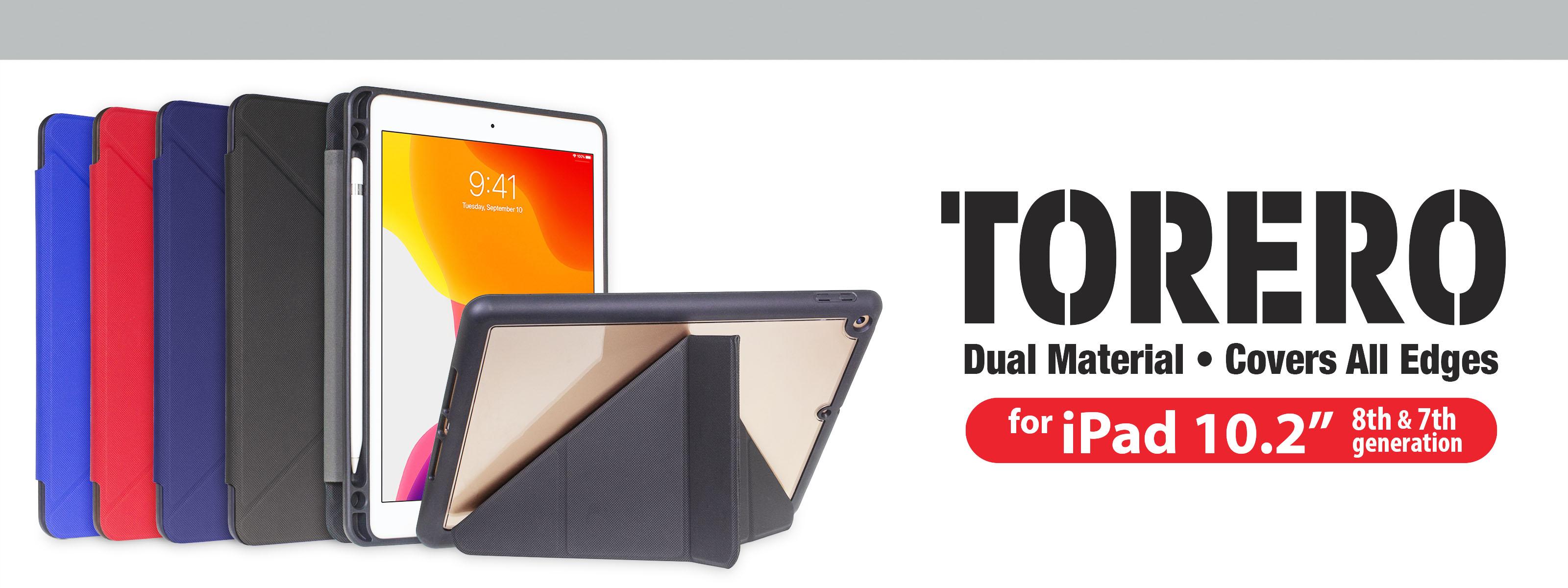 """Torrii introduces TORERO for iPad 10.2"""""""