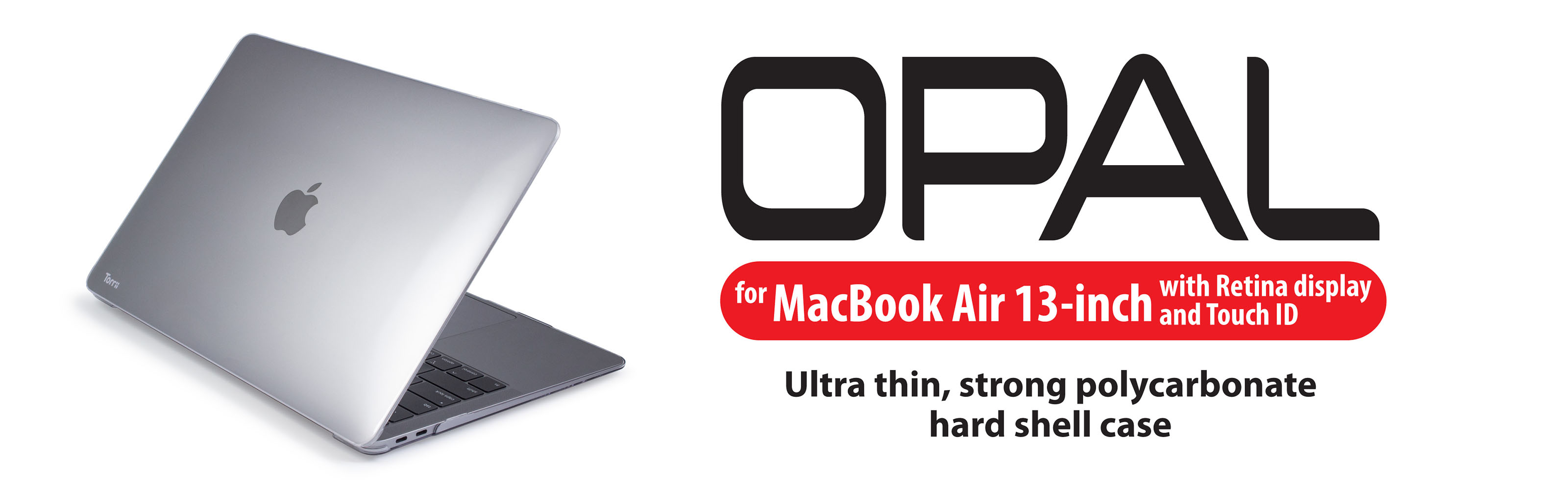 Torrii introduces OPAL for MacBook Air 13-inch