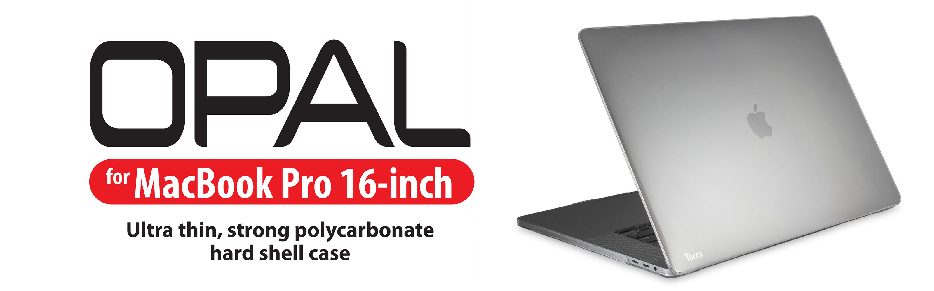 Torrii introduces OPAL for MacBook Pro 16-inch